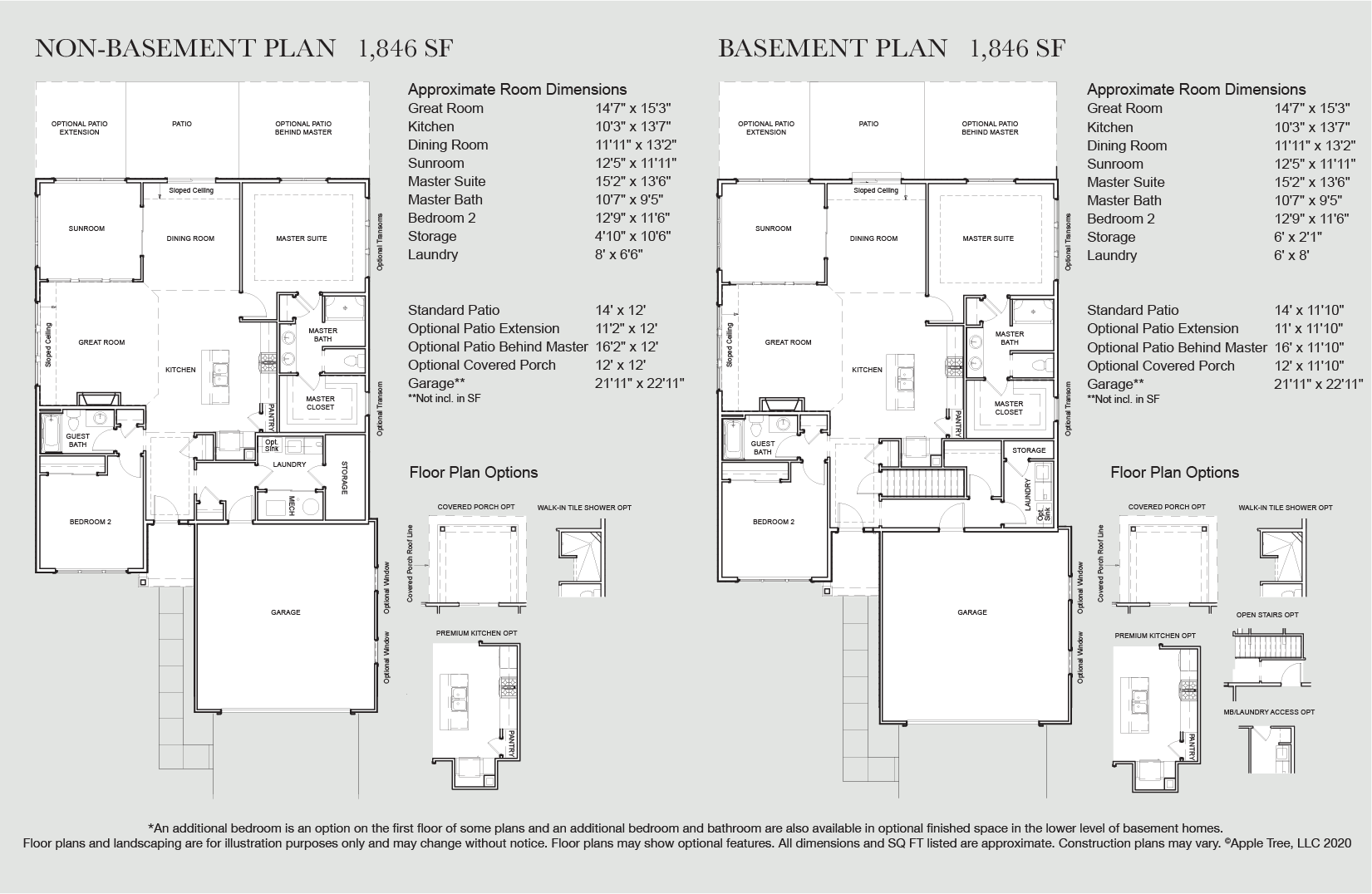 Dayton Floorplan