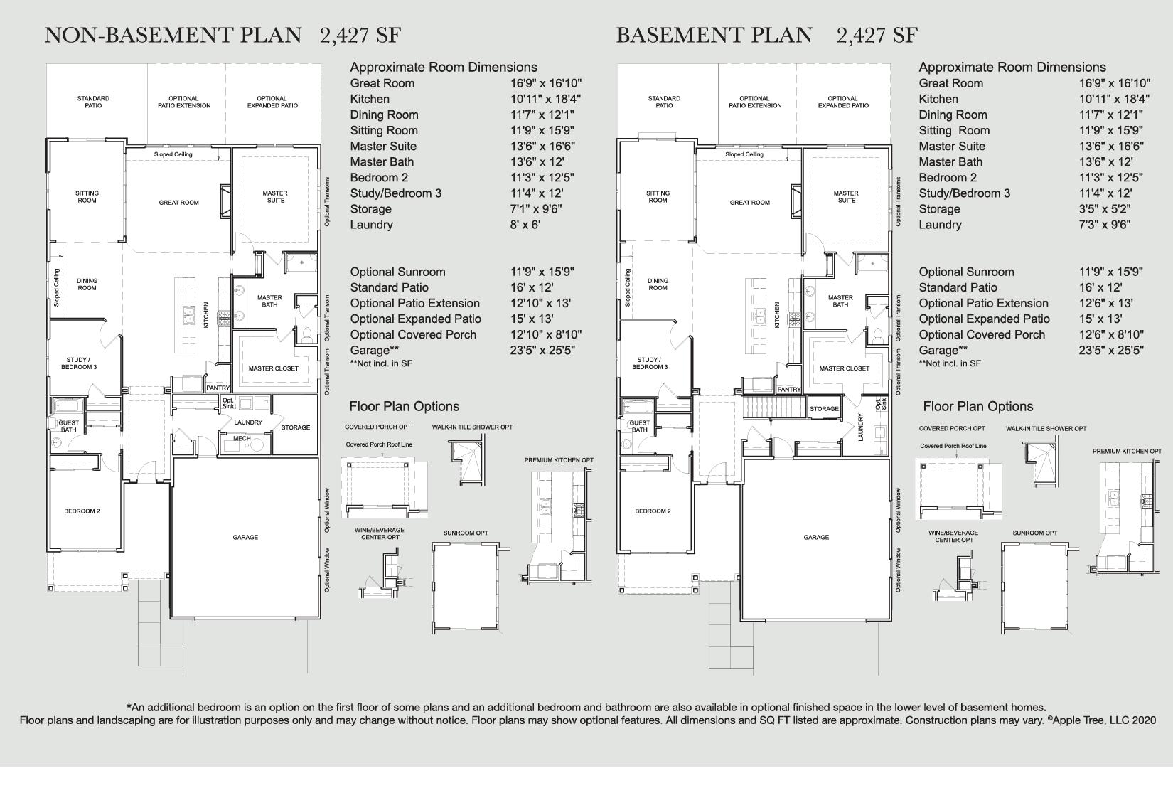 Tustin Floorplan